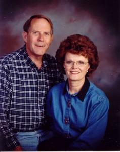 Joe & Judy, Owners of Upper Mountain's Twin Mountain Cabin